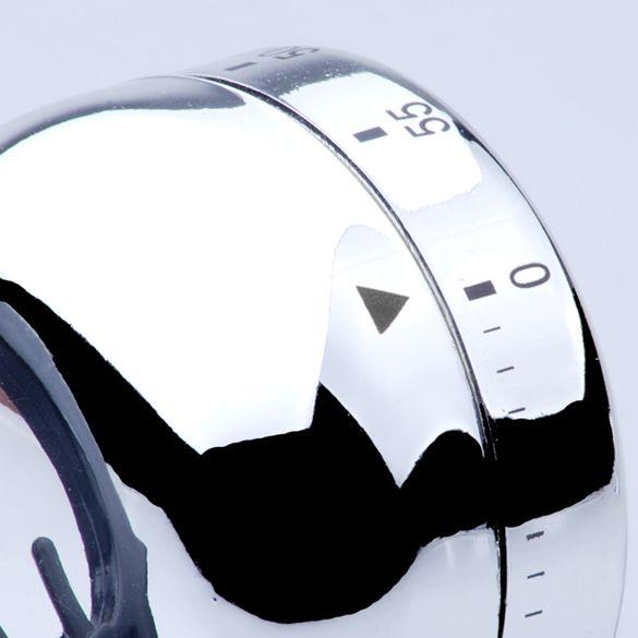 60 Минуту Кухонный Таймер Сигнализации Механические Чайник Shaped Таймер Часы Подсчета