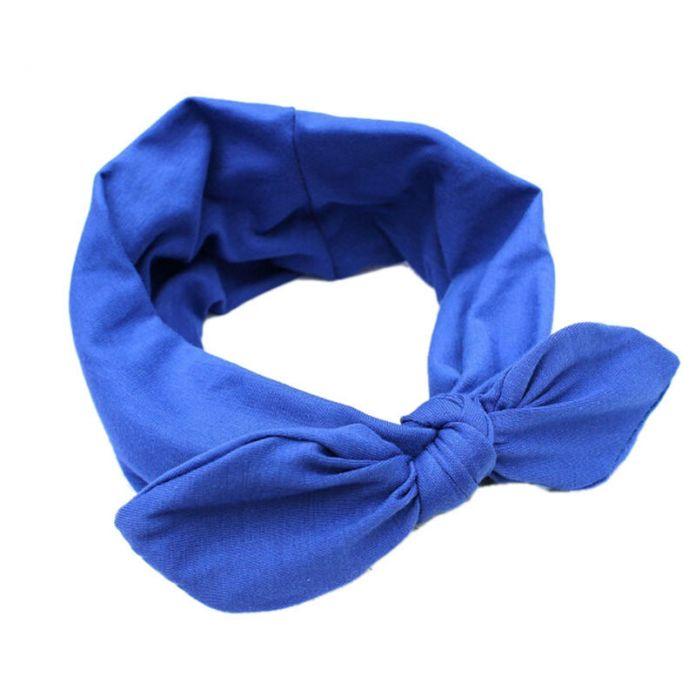 11 Цветов Новый Ухо хлопка Зимний головной для женщин девушки волосы мода Тюрбан повязка для девушки магнитная головка Узел лента для волос