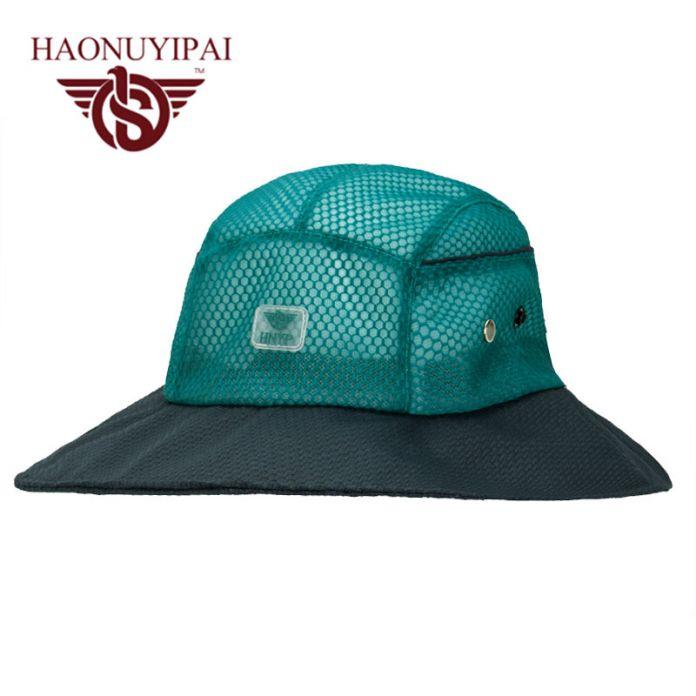 Новая Коллекция Весна Лето Сетки Дышащий Пляж Солнцезащитные Шляпы Для Человека женщины Повседневная Складная Широкими Полями Вс Hat Cap Рыбалка Cap
