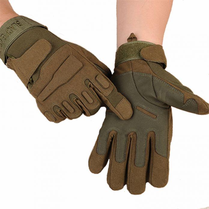 Тактические Перчатки Blackhawk Полный Finger Военный Открытый Обучение Спорт противоскользящие Армейские Варежки Микрофибры Боевом Снаряжении Перчатки