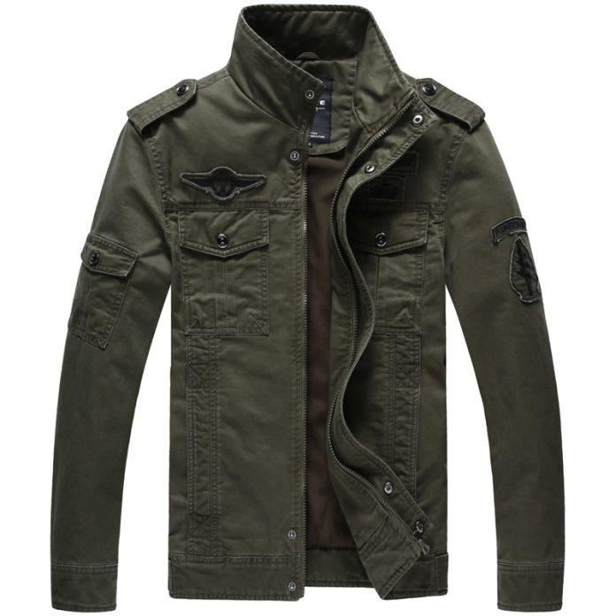 Военная мужская куртка, военный стиль, куртки для мужчин, армейские куртки и пальто Chaqueta Hombre Veste Homme Cazadoras Hombre.DA04