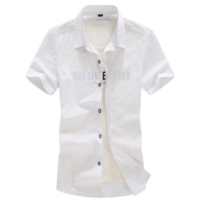 Плюс Большой Размер: 8XL 7XL 6XL 5XL-L МАКС ГРУДЬ 145 СМ Мужская футболки Мода 2016 Весна Лето короткие рукава повседневная Твердые человек рубашка