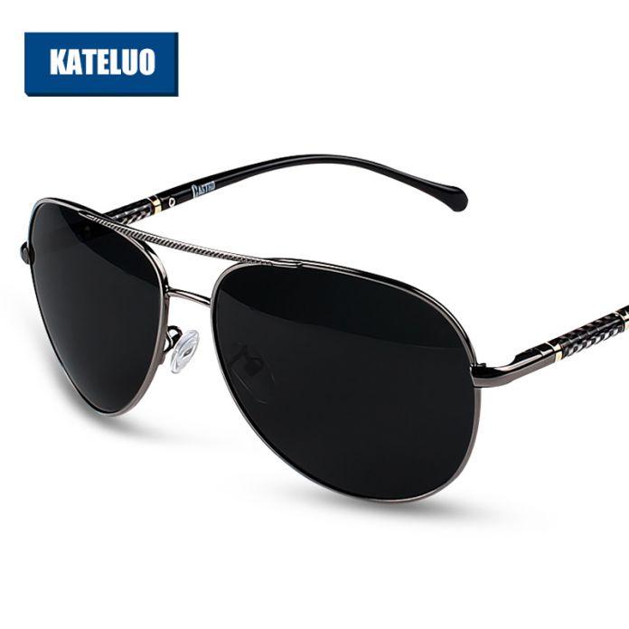 Стильные мужские солнцезащитные очки-авиаторы. Поляризованные линзы, зеркальные мужские очки для спорта, рыбалки, времяпрепровождения на улице. Очки, Аксессуары 7751