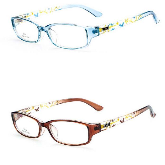 2015 новые дети оправы мягкий и свет детские очки близорукие близорукость зрелище кадров только за рамки
