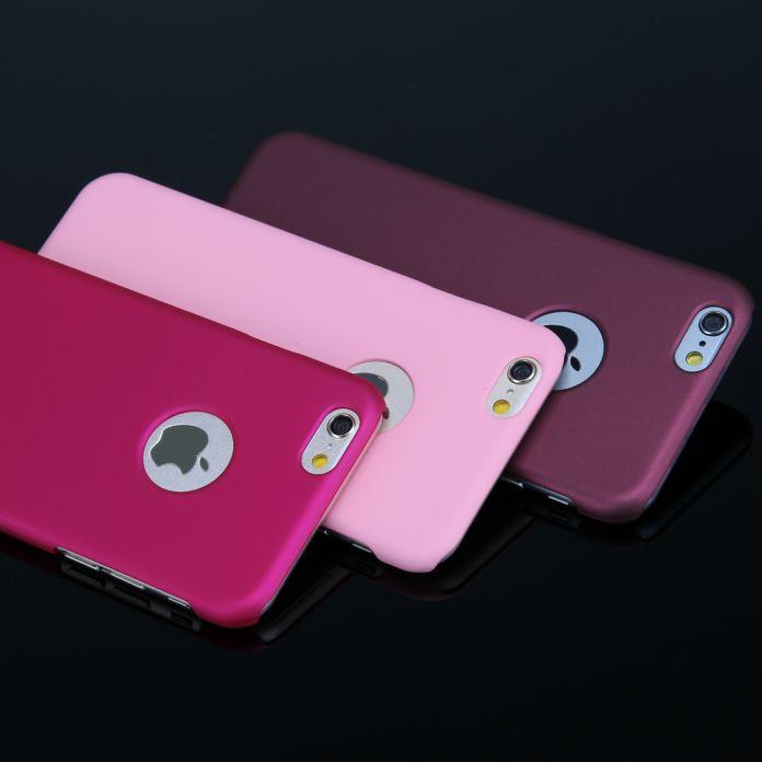 Ультра тонкая задняя крышка для iphone (6, 6 s Plus)