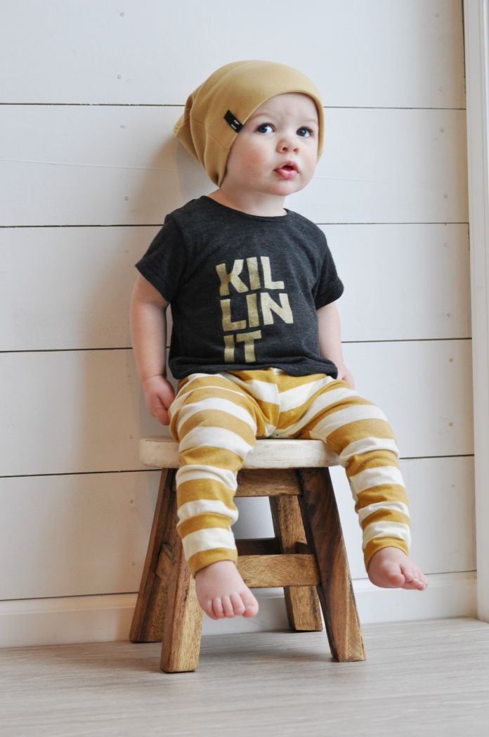 2016 Новое Семейство Смотреть Брат Одежда Kid Топ Ти Killin это детская футболка фот Модный Ребенок Семья Соответствия наряды