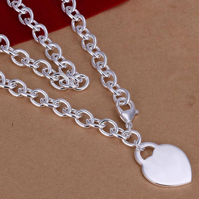 2015 HOT! бесплатная доставка ювелирные изделия цепи ожерелье серебряное ожерелье серебряные цепочки стерлингового серебра 925 цепи ожерелье N242