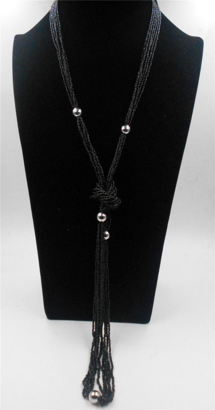 BMX00014 преувеличены мульти слои красочный семян * ювелирные изделия из бисера тела украшение семян колье ожерелье