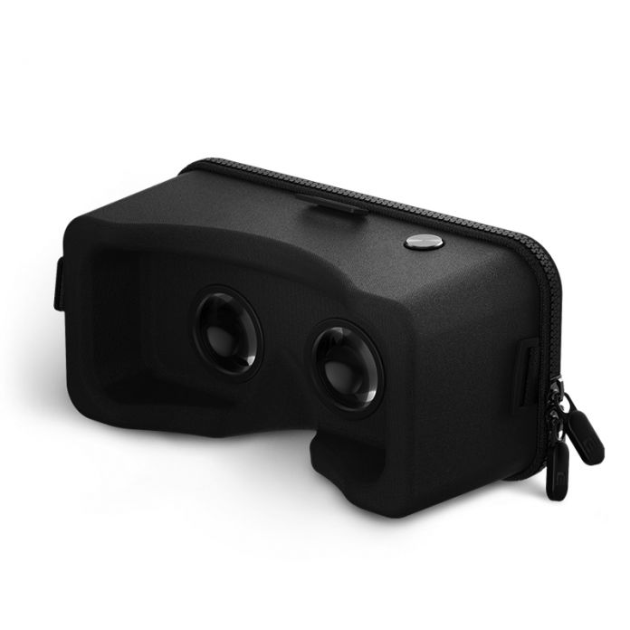 Горячая продажа !!! Xiaomi VR очки виртуальной реальности для смартфонов виртуальных очки реальности IMAX 3D очки для Xiaomi iPhone Huawei 4.7-5.7 '' смартфон Очки для зрения видящих игры порно видео лучше, чем VR BOX