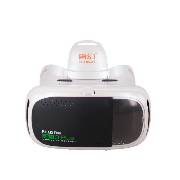 Ritech III Google Картон Виртуальная Реальность VR 3D Очки Для Смартфонов, Монтируемый в Головке Игры Фильмы Телефон Goggle