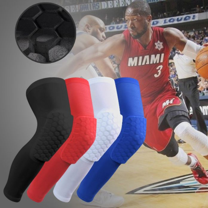Гетры (носки + наколенники) для баскетболла (1 шт.; пара - 2 шт.))
