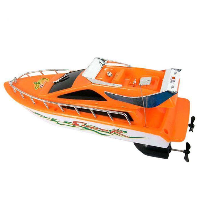 Дети RC Лодка Супер Мини Скорость Высокая Производительность Дистанционного Управления Электрические Лодки Игрушки для Детей для Мальчиков Подарок На День Рождения