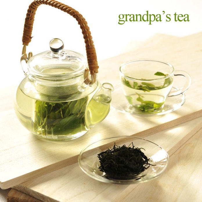 Дедушкин чай 100 г высший сорт настоящий Хайнаньский дикиий Кудин из острова Хайнань выгоняет яды укрепляет иммунитет очищает кровеносные сосуды похудение очищает печень бесплатная доставка + подарок