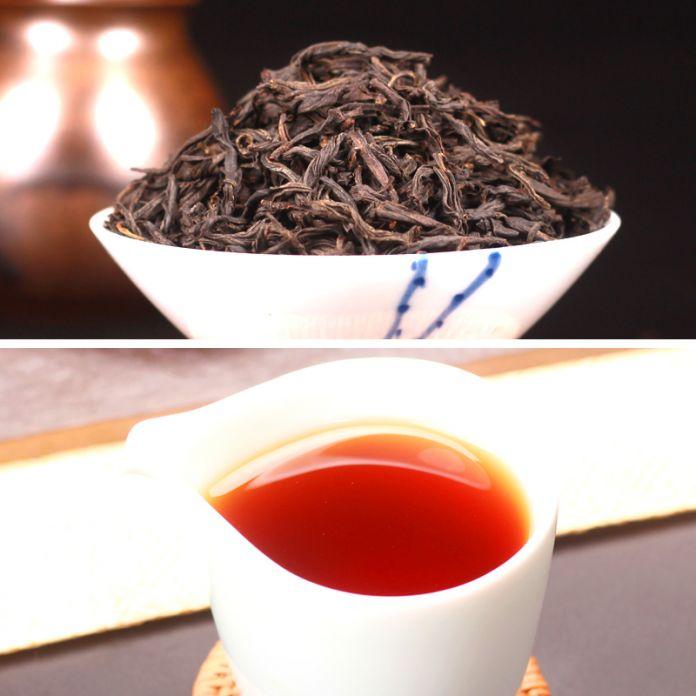 2016 Весна Китайский Фуцзянь Чай Черный Чай 500 г Лапсанг Сушонг Мед вкус Уи Основная Чжэн Шань Сяо Чжун Подарок Консервы Олова