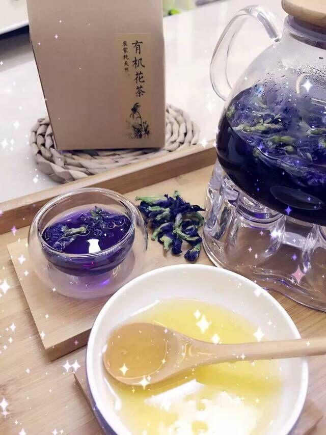 50 г Top class Clitoria Ternatea Чай, голубая Бабочка Горох чай, сухой кордофан гороха китай цветок зеленый чай Таиланде