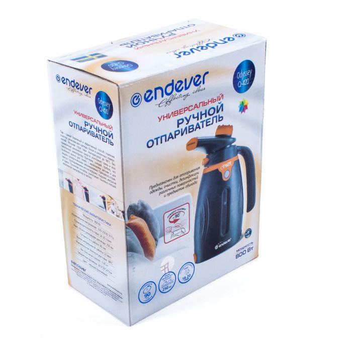 Универсальный ручной отпариватель Endever ODYSSEY Q-420