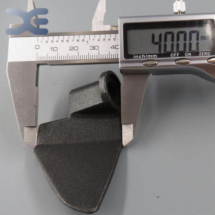 Высокое качество кухонная техника частей хлебопечка части смешивания лезвие хлеб машина алюминиевого сплава весла