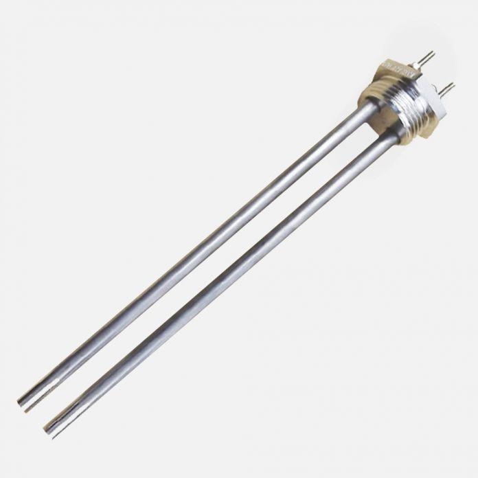 12 В 200 Вт DC водонагреватель элемент трубчатых нагревателя пробки нагреватель с 1 дюймов BSP резьба для солнечных водонагревателей