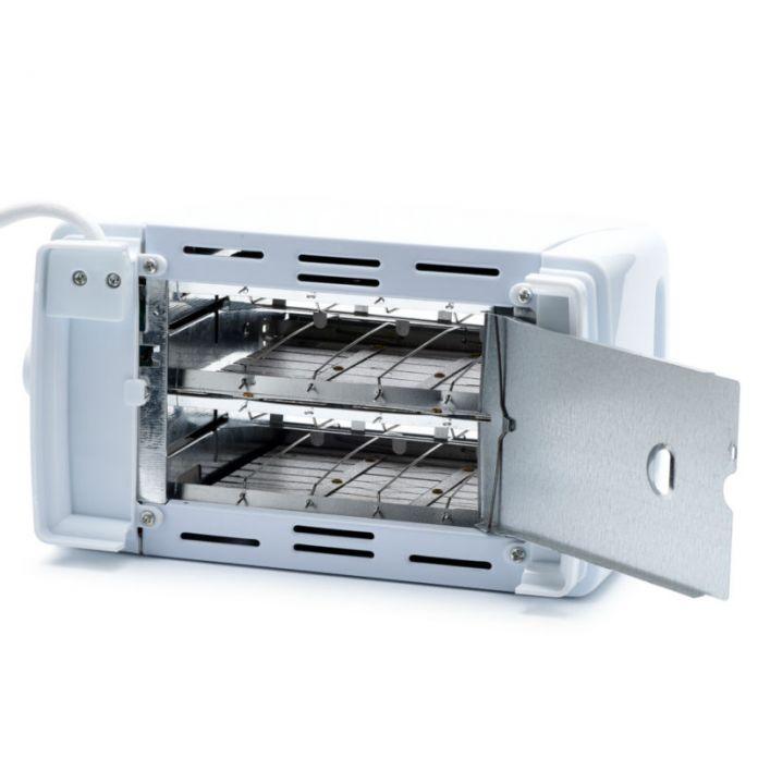 Автоматический Тостер 2 Ломтиков Нержавеющей Стали Многофункциональный Электрический Тостер Хлеб Печь С ЕС Plug На Завтрак