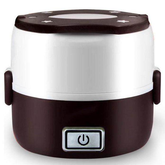 """Риса плита Мини-рисоварка два/три слоя многофункциональный изоляции плагин электрическое отопление приготовления """"ланч-бокс"""""""