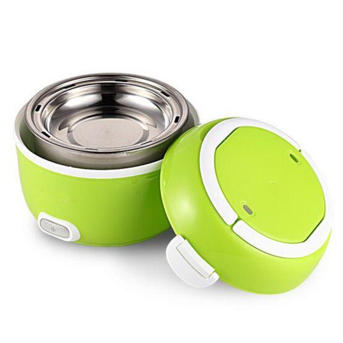 Быстрая доставка Мини Рисоварка Электрический Lunch Box Full-automatic Bento Box 220 В 1.2L Сохранение Тепла Кухонная Посуда