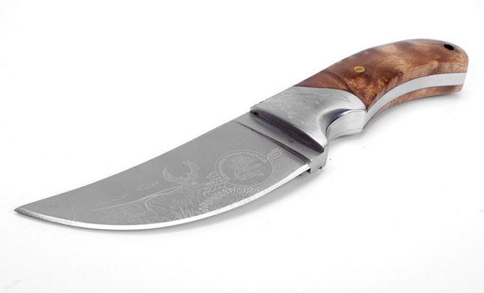 Новый коричневея охотничий нож 440c лезвия ручкой отдых на природе выживание тактический фикчированный нож в северной америке охотничий карманный инструмент