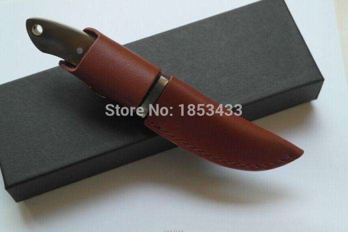 Sk018 дамаск ножи открытый выживания дамасской стали охотничьи ножи бык рогом ручка amry нож дамасская сталь