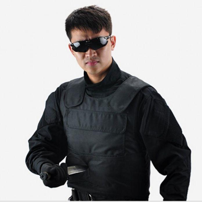 Открытый самооборона оборудование Топ самозатягивающийся и бронежилет тактический жилет безопасности