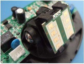 Бесплатная доставка двери датчика 24 г микроволновая печь зонд автоматический контроль доступа датчик двери антирадар