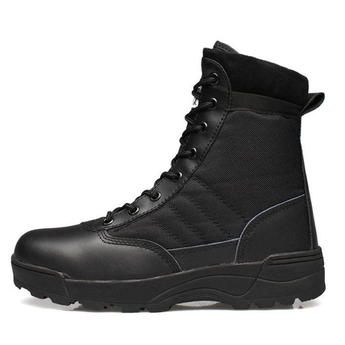 2016 Зима Армейские Ботинки Женщин и Мужчин Военной Пустыне Загрузки Обувь Мужчины Осень Дышащий Снег Ботильоны Botas zapatos tacticos