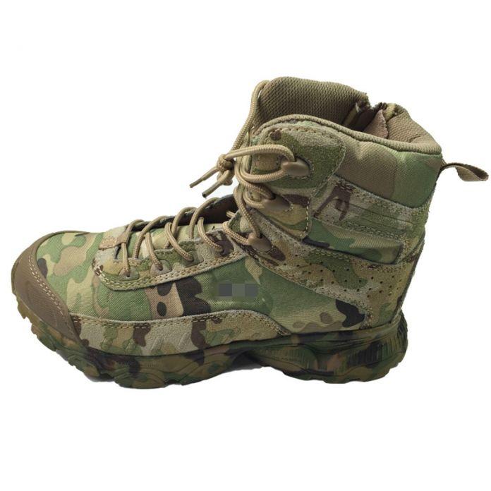 2016 Прямые Продажи Нового Прибытия Сапоги Botas Multicam Открытый Отдых Специалист Сапоги Армейские Оксфорд Обувь Мужчин