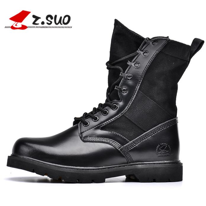 2016 новый Военные Сапоги открытый Desert Tan боевой армейские ботинки мужской обуви Мужская Тактические Полиции загрузки 3 цвета size39-46