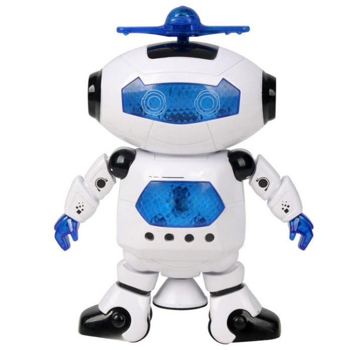 Вращающийся музыкальный Робот