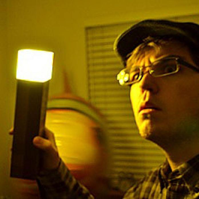 Свет-Vector Факел 28 СМ СВЕТОДИОДНЫЙ Minecraft Свет Факела Ручной или Настенное Крепление высокая яркость