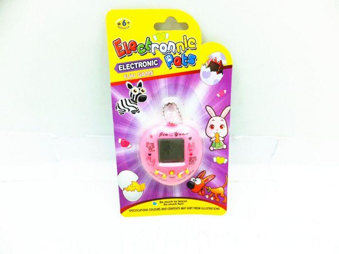 Смешно Тамагочи Пэт Виртуальный Цифровой Игровой Автомат Ностальгические 168 пэт в 1 Виртуальный Cyber Электронных Домашних Животных Brinquedos Для Подарков