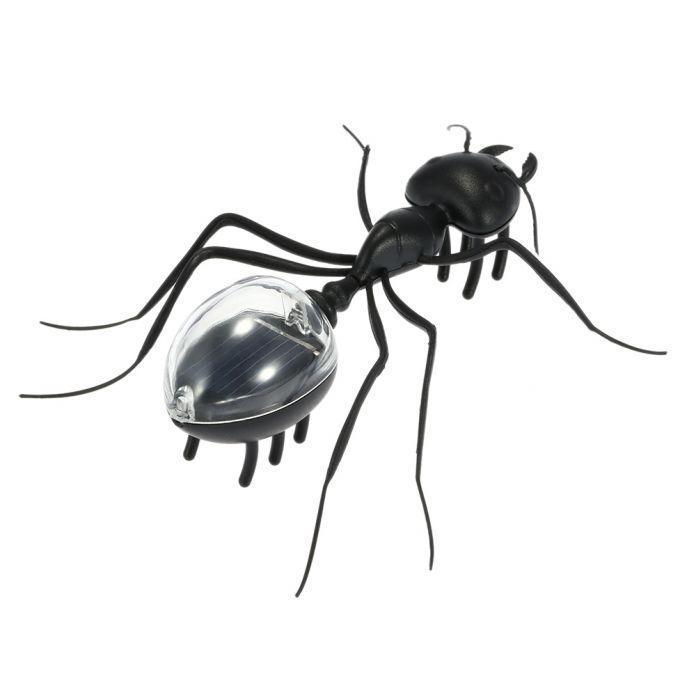 Популярный Солнечный Муравей Симпатичные Детские Игрушки Магия Солнечные Ant Насекомых Играть и Учиться Образования Солнечной Игрушки для Детей