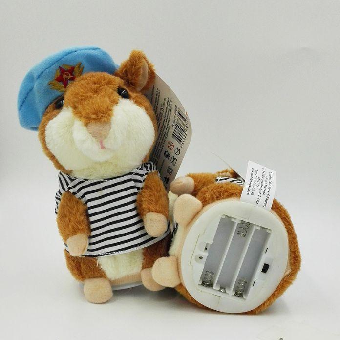 Милый ребенок хомяки милые говорите говоря хомяк электронные игрушки для детей интерактивные игрушки детские игрушки