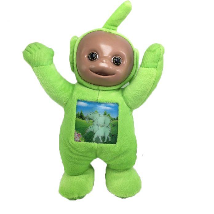 Телепузики плюшевые игрушки по Thinky винки Dipsy лаа кукла для детей фильмы и тв WJ233