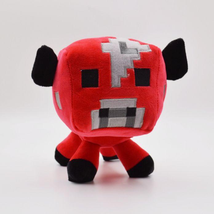 Minecraft Плюшевые Игрушки 16 см Красный Minecraft Enderman Детские Mooshroom Свинья Чучела плюшевые Игрушки Фильмы и ТВ MC Игры Мягкая Игрушка Подарок 1 шт.
