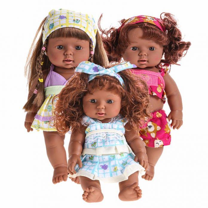 Мягкие куклы Говоря детские игрушки силиконовые куклы-реборн в воду для купания ребенка детские развивающие игрушки детские подарок