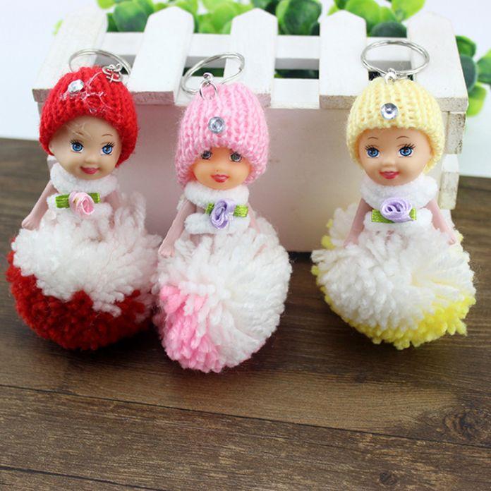 2016 новый 8 см Детские Игрушки Мягкие Интерактивные Куклы Мини Игрушки Куклы Для мальчиков и Девочек