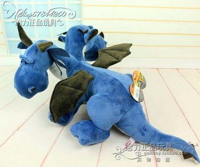 50 см горячая распродажа ники динозавров три брата av-главе куклы зеленый синий дракон оранжевый дракон плюшевые игрушки подарок на день рождения бесплатная доставка