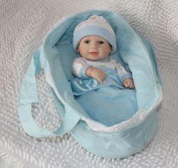 1 шт. 28 см Возрождается Кукла Мягкая Силиконовая Новорожденный Реалистичного Силиконовые ребенок жив Игрушка в Подарок для Девочки или мальчики bebes