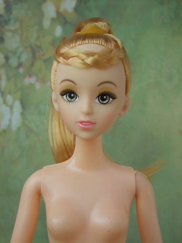 Качество Голову Куклы Для Куклы Барби/Тело Куклы Подвижные Суставы кукла нагое тело или голова девушка игрушка в подарок