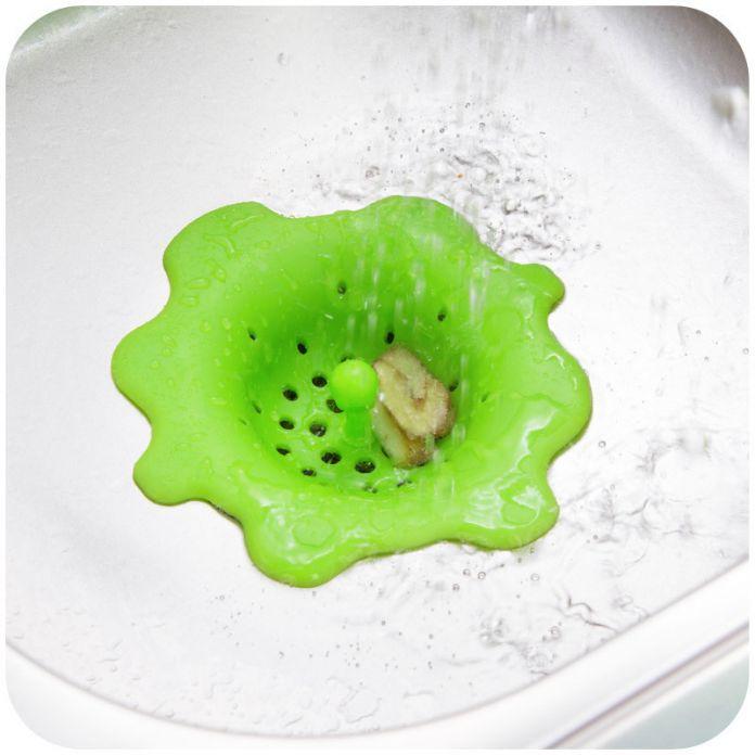 Новый Ванная Комната, Душ Мозгов Крышка конфеты цвет Волос Фильтр Раковины Ситечко