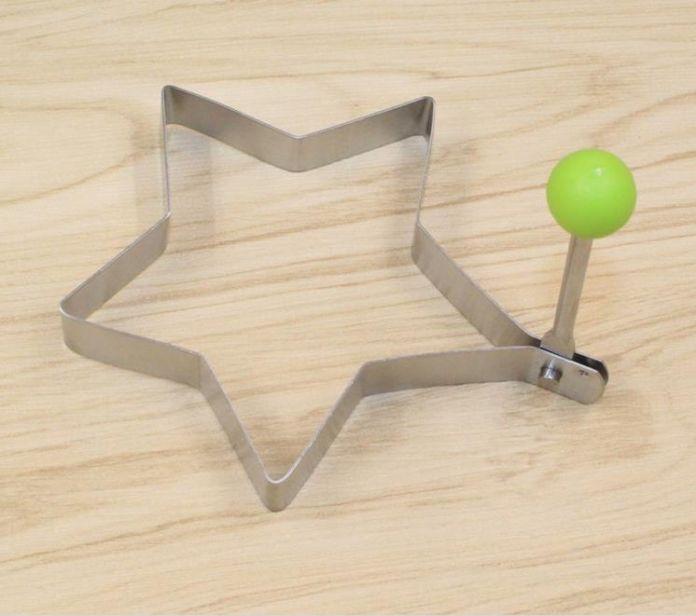 Нержавеющая сталь омлет плесень устройство любовь сюрприз яйца кольцо модель формы сердца яйцо плесень инструменты для укладки ferramentas