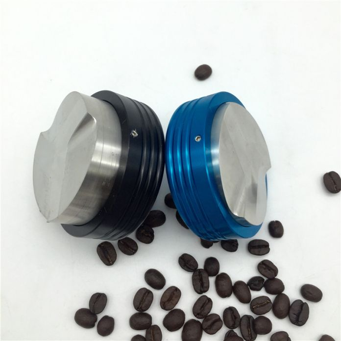 Бесплатная доставка новый смарт нержавеющей кофе вскрытия/высококачественные профессиональные Вручную кофеварка кофемолка инструмент 58 мм 57.5 мм