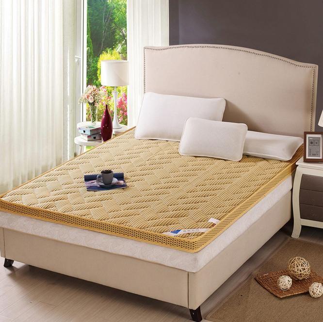 Утолщаются массаж матрац двойной одного общежитие матрас бамбуковое волокно надувной матрас кемпинг