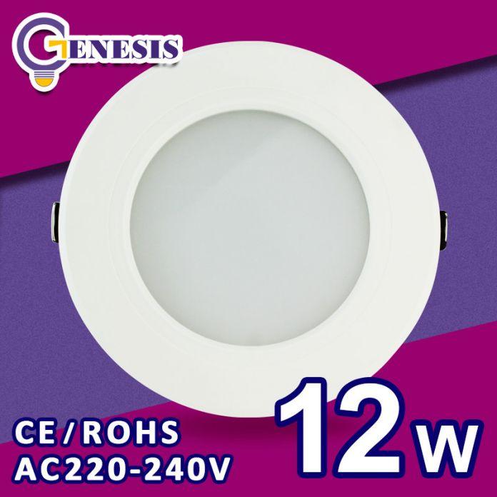 СВЕТОДИОДНЫЙ Потолочный Светильник SMD 5730 5 Вт 7 Вт 9 Вт 12 Вт 12 Вт 15 Вт 18 Вт AC 220 В-240 В для кровать гостиная кухня фойе кабинет освещение