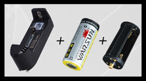 Высокая Мощность CREE XML T6 СВЕТОДИОДНЫЙ Фонарик тактический 26650/AA аккумуляторная Масштабируемые Фонарик Факел 26650 ЕС зарядное устройство